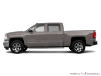 2017 Chevrolet Silverado 1500 LTZ | Photo 1 | Pepperdust Metallic
