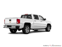 2017 Chevrolet Silverado 1500 LTZ | Photo 2 | Summit White