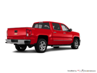 2017 Chevrolet Silverado 1500 LTZ | Photo 2 | Red Hot
