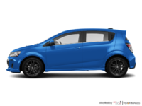 2017 Chevrolet Sonic Hatchback PREMIER | Photo 1 | Kinetic Blue Metallic
