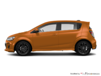 2017 Chevrolet Sonic Hatchback PREMIER | Photo 1 | Orange Burst Metallic