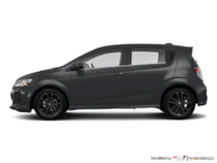 2017 Chevrolet Sonic Hatchback PREMIER | Photo 1 | Nightfall Grey Metallic