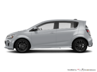2017 Chevrolet Sonic Hatchback PREMIER | Photo 1 | Silver Ice Metallic