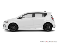 2017 Chevrolet Sonic Hatchback PREMIER | Photo 1 | Summit White