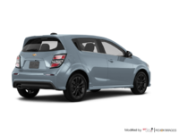 2017 Chevrolet Sonic Hatchback PREMIER | Photo 2 | Arctic Blue Metallic