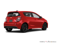 2017 Chevrolet Sonic Hatchback PREMIER | Photo 2 | Cajun Red
