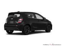 2017 Chevrolet Sonic Hatchback PREMIER | Photo 2 | Mosaic Black Metallic