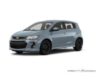 2017 Chevrolet Sonic Hatchback PREMIER | Photo 3 | Arctic Blue Metallic