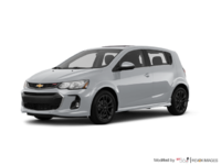 2017 Chevrolet Sonic Hatchback PREMIER | Photo 3 | Silver Ice Metallic