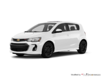 2017 Chevrolet Sonic Hatchback PREMIER | Photo 3 | Summit White