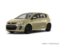 2017 Chevrolet Sonic Hatchback PREMIER | Photo 3 | Brimstone