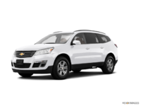 2017 Chevrolet Traverse 2LT | Photo 3 | Iridescent Pearl