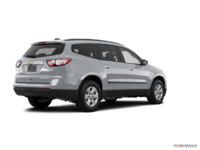 2017 Chevrolet Traverse LS | Photo 2 | Silver Ice Metalllic