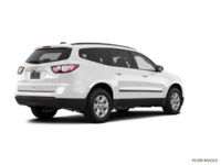 2017 Chevrolet Traverse LS | Photo 2 | Summit White