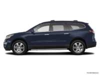 2017 Chevrolet Traverse PREMIER | Photo 1 | Bllue Velvet Metallic