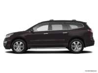 2017 Chevrolet Traverse PREMIER | Photo 1 | Tungsten Metallic