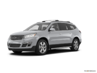 2017 Chevrolet Traverse PREMIER | Photo 3 | Silver Ice Metalllic