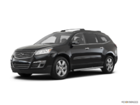 2017 Chevrolet Traverse PREMIER | Photo 3 | Mosaic Black Metallic