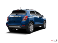 2017 Chevrolet Trax PREMIER | Photo 2 | Blue Topaz Metallic