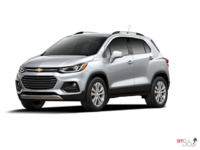 2017 Chevrolet Trax PREMIER | Photo 3 | Silver Ice Metallic