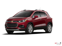 2017 Chevrolet Trax PREMIER | Photo 3 | Crimson Metallic
