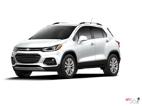 2017 Chevrolet Trax PREMIER | Photo 3 | Summit White