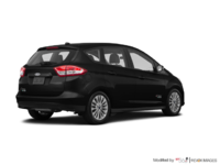 2017 Ford C-MAX ENERGI SE | Photo 2 | Shadow Black