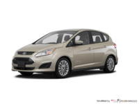 2017 Ford C-MAX ENERGI SE | Photo 3 | White Gold