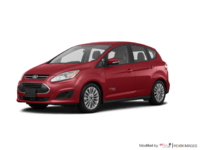 2017 Ford C-MAX ENERGI SE | Photo 3 | Ruby Red