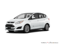 2017 Ford C-MAX ENERGI SE | Photo 3 | Oxford White