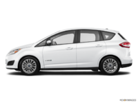 2017 Ford C-MAX HYBRID SE | Photo 1 | White Platinum