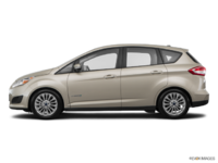 2017 Ford C-MAX HYBRID SE | Photo 1 | White Gold