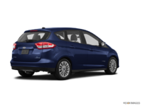 2017 Ford C-MAX HYBRID SE | Photo 2 | Kona Blue