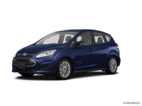 2017 Ford C-MAX HYBRID SE | Photo 3 | Kona Blue