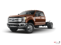 2017 Ford Chassis Cab F-350 LARIAT | Photo 1 | Bronze Fire