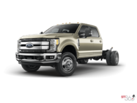2017 Ford Chassis Cab F-350 LARIAT | Photo 1 | White Gold