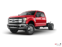 2017 Ford Chassis Cab F-350 LARIAT | Photo 1 | Race Red
