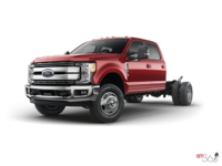 2017 Ford Chassis Cab F-350 LARIAT | Photo 1 | Ruby Red