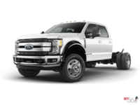 2017 Ford Chassis Cab F-450 LARIAT | Photo 1 | White Platinum