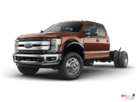 2017 Ford Chassis Cab F-450 LARIAT | Photo 1 | Bronze Fire