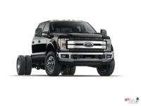 2017 Ford Chassis Cab F-450 LARIAT | Photo 3 | Shadow Black