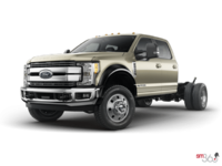 2017 Ford Chassis Cab F-450 LARIAT | Photo 1 | White Gold