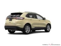 2017 Ford Edge SEL | Photo 2 | White Gold Metallic