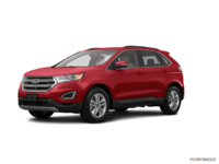2017 Ford Edge SEL | Photo 3 | Ruby Red Metallic
