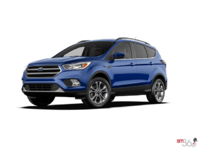 2017 Ford Escape SE | Photo 3 | Lightning Blue