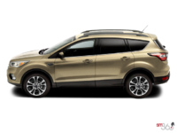 2017 Ford Escape SE | Photo 1 | White Gold