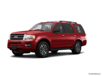 2017 Ford Expedition XLT | Photo 3 | Ruby Red Metallic