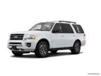 2017 Ford Expedition XLT | Photo 3 | Oxford White
