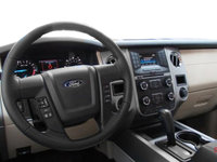 2017 Ford Expedition XLT | Photo 3 | Dune Leather with perforated inserts