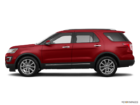 2017 Ford Explorer LIMITED | Photo 1 | Ruby Red